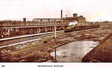Netherfield & Colwick Railway Station Photo. Nottingham Line. GNR. (3)