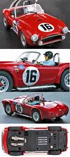 Carrera 27412 Cobra 289, Sebring 1963 Slot Car New