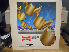 WESTWOOD ONE BUDWEISER CONCERT HOUR USED LP PROMO EVELYN CHAMPAGNE KING NU-SHOOZ