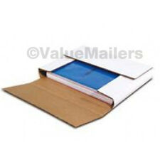 150 = 50 LP Record Book Box Mailers & 100 Insert Pads
