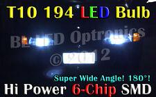 High Power White Parker SMD LED Light Toyota Yaris Corolla Camry Aurion Prado