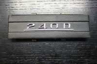 Mercedes Benz W114 W115 Radioblende Abdeckung Radio Blende 240D Mittelkonsole