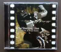 THE STARTING LINE  - Based On A True Story CD VG 2005 13 Tracks Pop Punk
