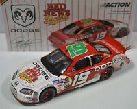 1/24 Jeremy Mayfield #19 Dodge Dealers / Bad News Bears 2005 NASCAR Diecast Car