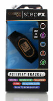 Copper Fit Step FX Activity Tracker Black 1 Count