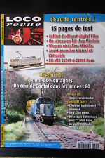 MODELISME FERROVIAIRE TRAIN MAGAZINE LOCO REVUE N° 698 de 2005