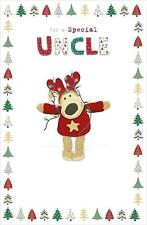 BOOFLE FOR A SPECIAL UNCLE CHRISTMAS CARD NEW GIFT