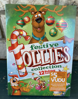 FESTIVE FOLLIES COLLECTION: 12 HOLIDAY TREASURES NEW DVD