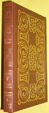 The Essays of Francis Bacon 1980 Easton Press Leather/Gilt Limited! See!