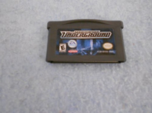 GBA-Need For Speed Underground (#) /GBA (US IMPORT) GAME NEW