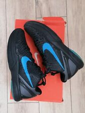Nike Zoom Kobe VI Dark Knight Size 10 US