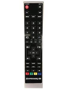 Ersatz Fernbedienung Remote Control für XTREND ET 9200 SAT/DTT