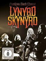 LYNYRD SKYNYRD - SOUTHERN ROCK HEROES-LIVE   DVD NEW+