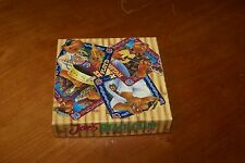 NEW CAMEL CIGARETTES JOE'S BEACH CLUB COASTER SET W BOX 1993 TOBACCIANA BARWARE