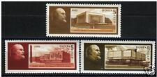 RUSSIA 1989 - 119th Birthday of Lenin AND LENIN MUSEUM - BRANCHES full set  MNH