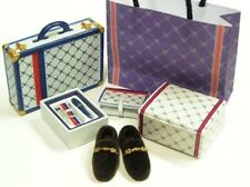 SPECIAL COLOR Re-ment dollhouse miniature men briefcase shoes wallet pen holder