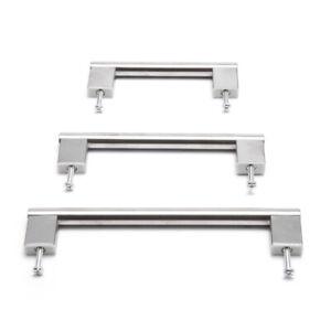 Kitchen Cupboard Cabinet Boss Bar Door Handle Brushed Stainless Steel x10/20