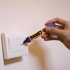 LED Light AC Electric Voltage Tester Volt Alert Pen Detector Sensor 90~1000V New