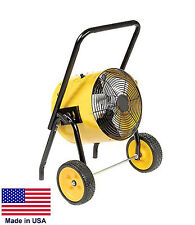 New listing Electric Heater - Commercial - 15 kW - 240 Volt - 1 Ph - 51,195 Btu - Portable