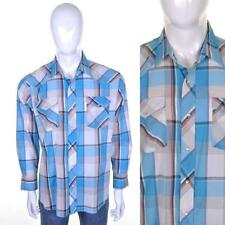 Wrangler 1970s Vintage Casual Shirts & Tops for Men