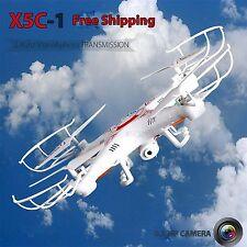 X5C-1 4GB Camera drone 6-Axis Gyro RC UAV RTF AR Quadcopter heli UFO with 2.4Ghz