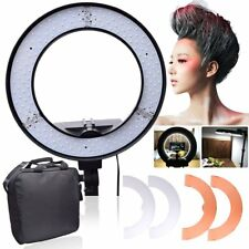 "DIVA Dimmable 13.5"" 34cm 40W 5500K LED Ring Light Lamp Beauty Makeup Photo Video"