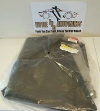 2012 - 2013 Kia Sorento Second Row Passenger Left Gray Cloth Seat Back Cover
