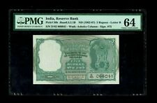 Republic Of India | 5 Rupees | 1962-67 | Pick #36b| Pmg-64