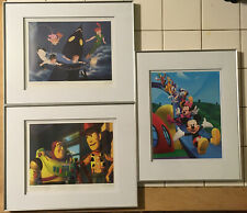 Mickey Mouse Buzz Lightyear Woody You Can Fly Peter Pan Print from Disney BUNDLE