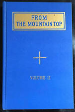 From the Mountain Top vol 2, Master Hilarion,Occult,Esoteric,Theosophy,amorc