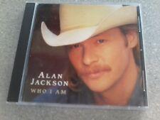 Alan Jackson - Who I Am CD