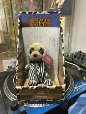 Official Compare The Meerkat Toy Oleg with Certificate