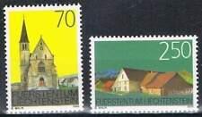 Liechtenstein postfris 2003 MNH 1314-1315 - Bescherming Huizen