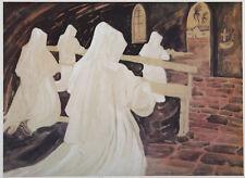 Elizabeth DURACK - 'Prayer, Beagle Bay ' - Ink jet on Hahnemuhle 100% cotton rag
