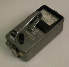 Eberline Pic 6a Portable Ion Chamber Radiation Survey Meter Geiger Ratemeter