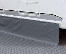 Hindermann Caravana Autocaravana Toldo de tiro Falda 500 X 50 Cm en condiciones de servidumbre Tubería Tira