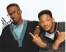 DJ JAZZY JEFF SIGNED AUTOGRAPH RAP MUSIC  FRESH PRINCE  8X10 PHOTO EXACT PROOF 5