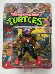 Teenage Mutant Ninja Turtles BEBOP Action Figure From JAPAN F/S