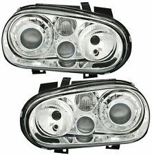 Projecteurs pour VW GOLF 4 IV 97-03 R32 Look Chrome RHD/LHD IT LPVW61EP XINO IT