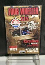 Four Wheeler Top Truck Challenge 2006 Series XIV DVD + Driver Interviews