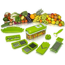 Nicer Dicer Plus Vegetable Cutter Fruit Slicer Peeler With Manual