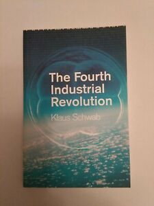 The Fourth Industrial Revolution, Klaus Schwab,  Paperback