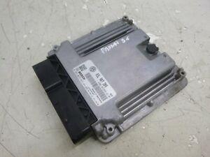 VW PASSAT B6 2008-2010 2.0 TDI CBDC MANUAL ENGINE UNIT ECU KIT SET 03L907309