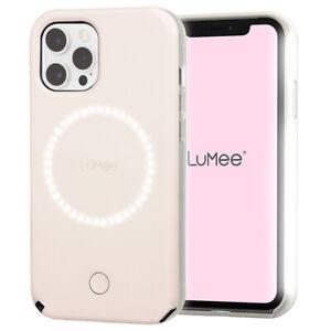 LuMee HALO Apple iPhone Light-Up Case