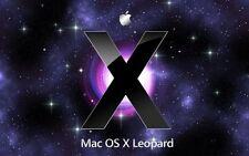 OS X 10.5 Leopard bootfähigen Installer Recovery DVD