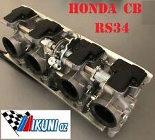 Honda DOHC CB1100, CB900, CB750 Mikuni Carburetor RS34 Smoothbore Carb Kit