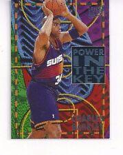 1994-95 FLEER ULTRA BASKETBALL POWER IN THE KEY INSERT CHARLES BARKLEY #1 OF 10