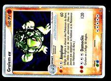POKEMON DRAGON (EX) HOLO N° 91/97 GROLEM EX 160 PV