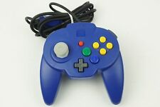 Hori Nintendo 64 Hori Pad Mini Blue Controller 3 N64 From Japan