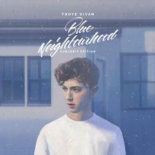 Troye Sivan - Blue Neighbourhood - Suburbia Edition - Rare CD *NEW & SEALED*